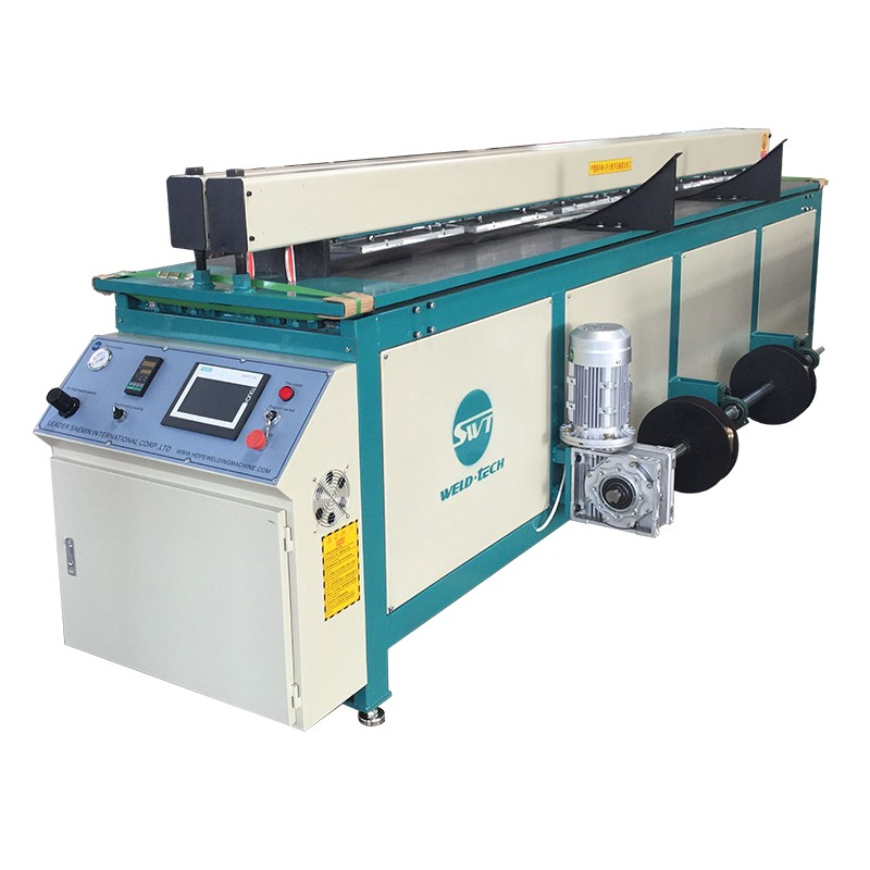 SWT-PH5000 Automatic Butt Plastic Sheet Welding Machine