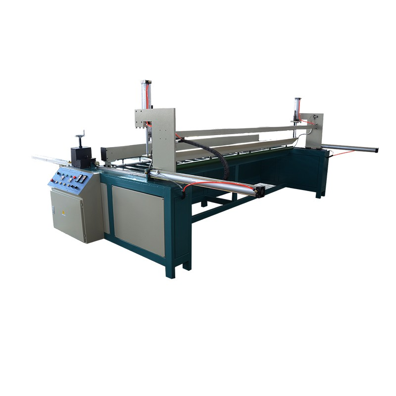 SWT-ZW4000 Automatic Plastic Sheet Bending Welding Rolling Machine