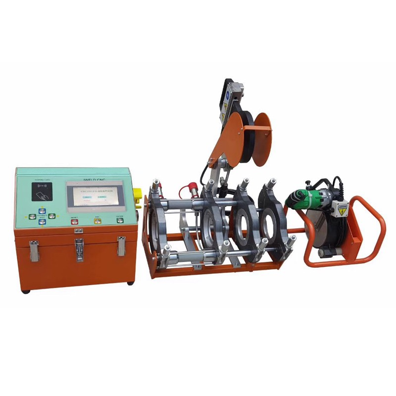 SWT-V200/50A Automatic Hydraulic Butt Fusion Welding Machine