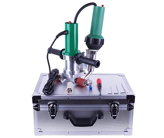 SWT-TAC Semi-automatic Hot Air Welder
