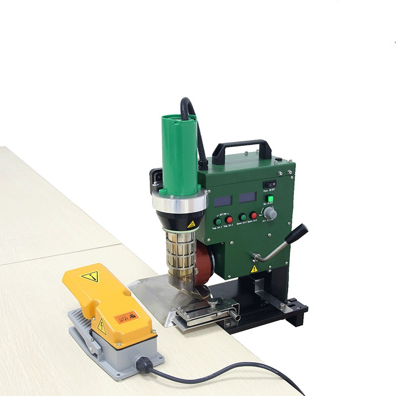 SWT-PAU Table Tarpaulin Hem Welder Machine